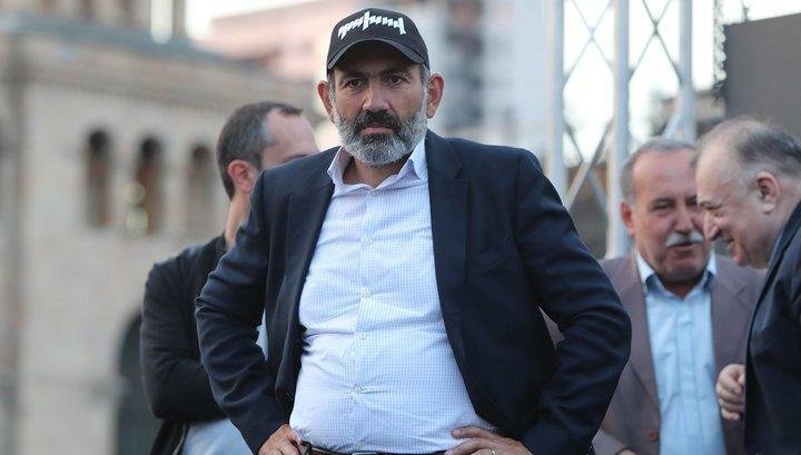 Пашинян объявил о заговоре против Карабаха
