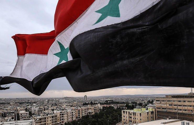 Россия и Сирия призвали отменить антисирийские санкции
