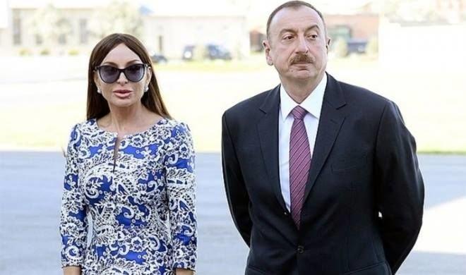 Президент и Первая леди на открытии заповедника «Янардаг»