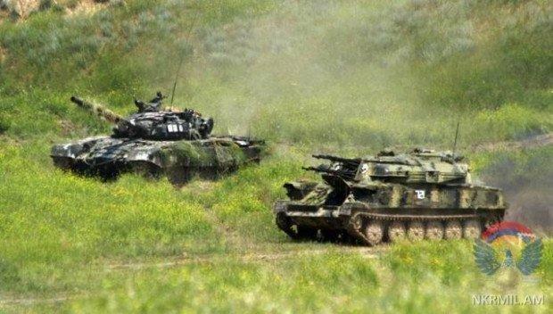 О чем говорят учения в оккупированном Карабахе?