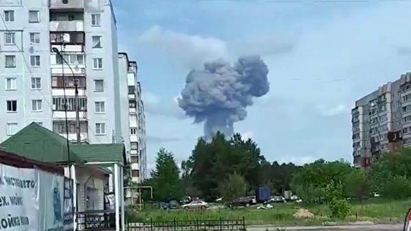 Взрыв на заводе в Иране, есть погибший