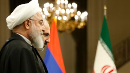 Иран начал вооружать Армению