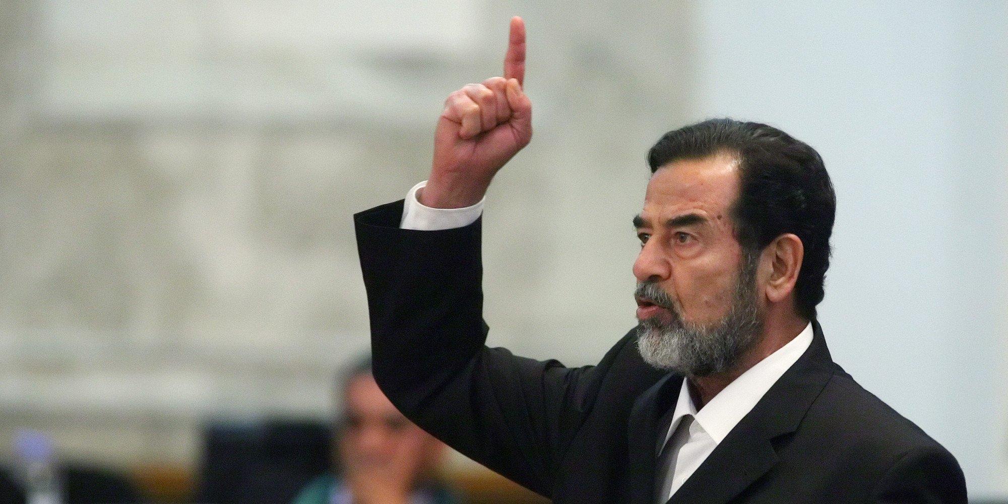 Барзани потребовал от Багдада компенсации из-за Саддама