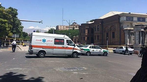 В Иране разбился учебный самолет, есть жертвы