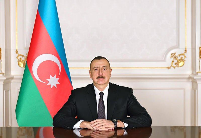 Президент Ильхам Алиев назначил главу AzTV