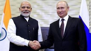 Россия и Индия заключили 50 соглашений на $5 млрд