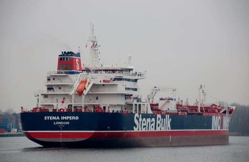 Власти Ирана отпустили часть экипажа Stena Impero