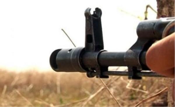 Армяне применили пулеметы