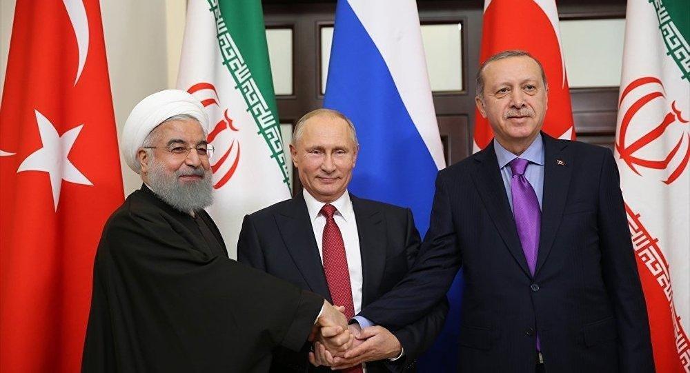 Рухани прибыл в Анкару