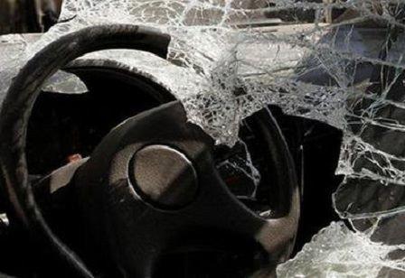 """Автомобиль """"Азеришыг"""" попал в ДТП, есть погибшие"""
