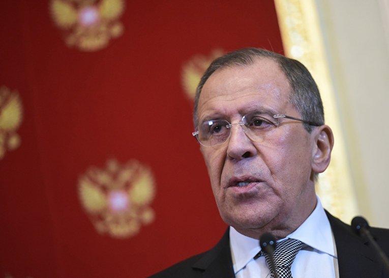 США хотят рассорить Москву и Пекин - Лавров