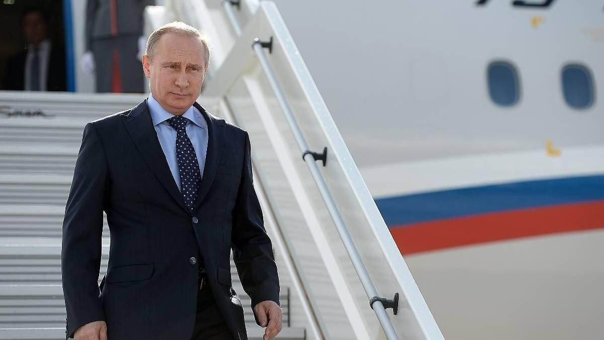 Путин посетит Саудовскую Аравию
