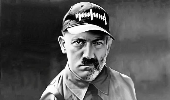 Армянский политолог сравнил Пашиняна с Гитлером