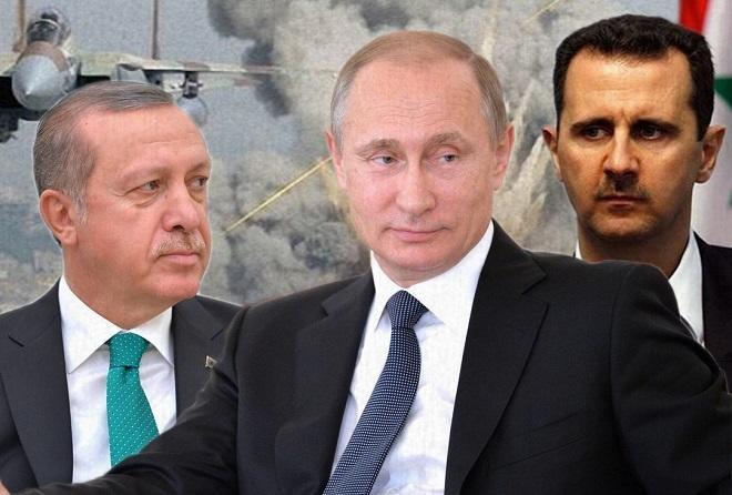 Операция Эрдогана – шанс для Асада и Путина
