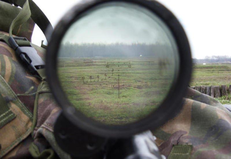 Армянские снайперы вновь обстреляли азербайджанские села