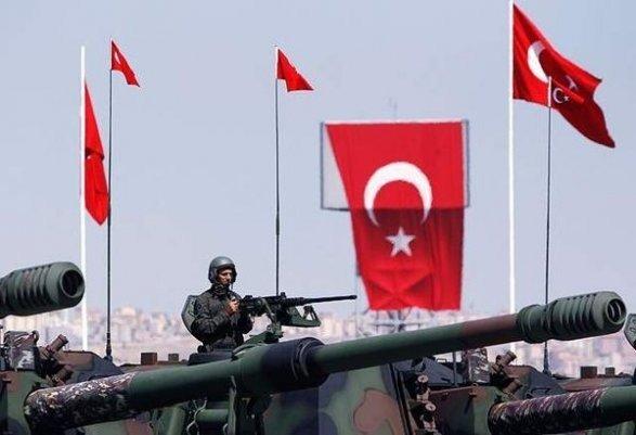Турция начала наземную операцию в Сирии - Видео