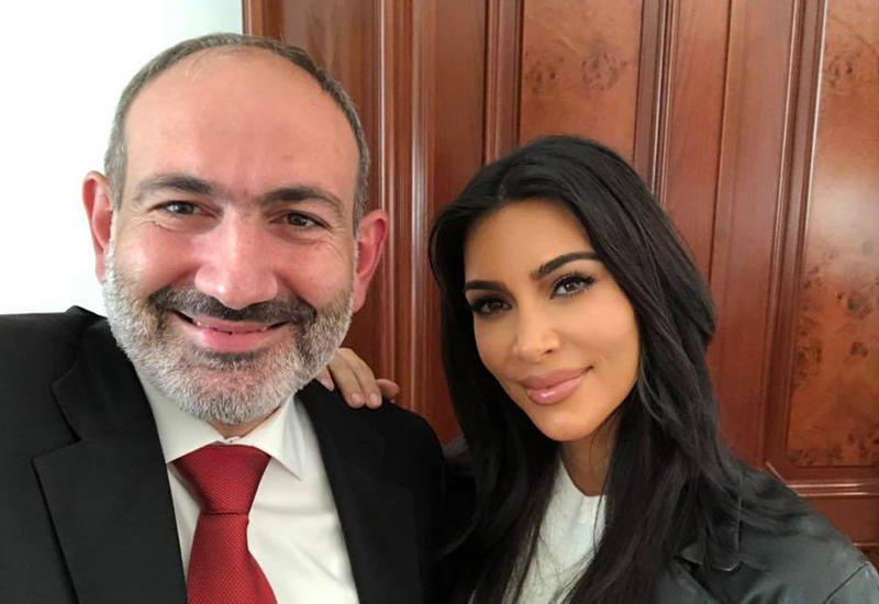Армяне опозорили Пашиняна в соцсетях - докатился до Кардашян - ФОТО