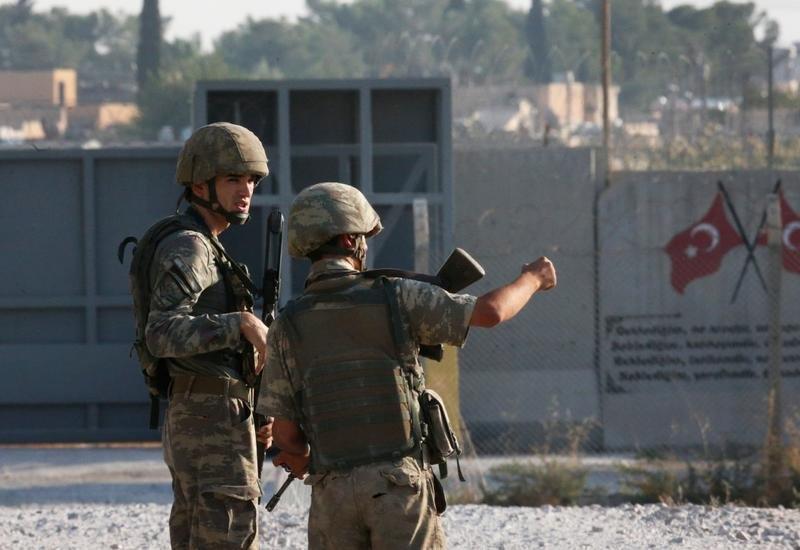 В Турции заявили о захвате обозначенных целей в ходе операции в Сирии