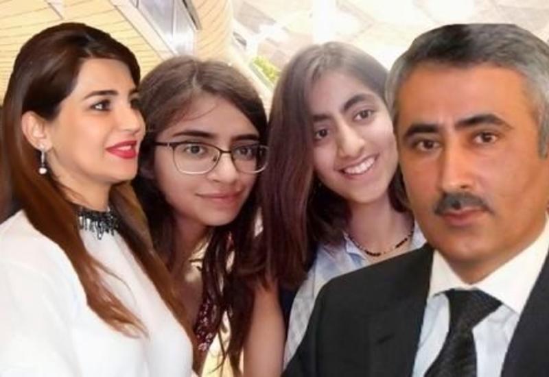 Фуад Гахраманлы выгнал из дома жену и дочерей - шокирующие подробности из суда