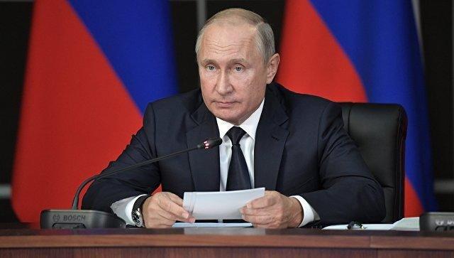 Путин посетит ОАЭ
