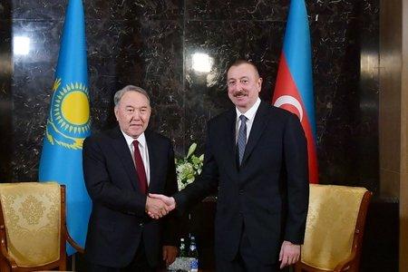 Назарбаев: С Гейдаром Алиевичем у нас были отдельные отношения - ФОТО