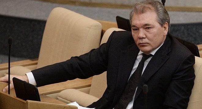Депутат Госдумы пообещал лично заняться памятником Нжде