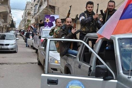 Сирийские армяне: В Армению не хотим, там…