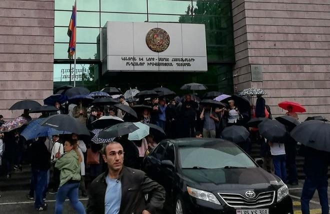 Сенсационный слив о генпрокуратуре Армении