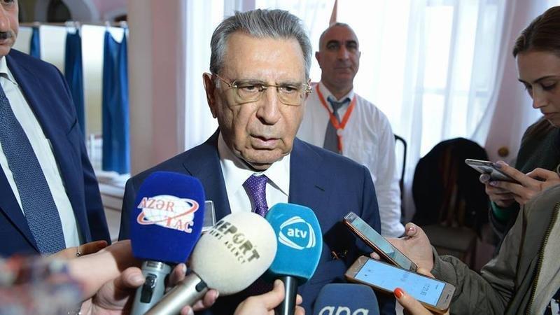 Рамиз Мехдиев включен в состав Совета Безопасности