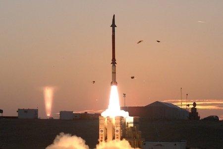 Россия захватила израильскую ракету