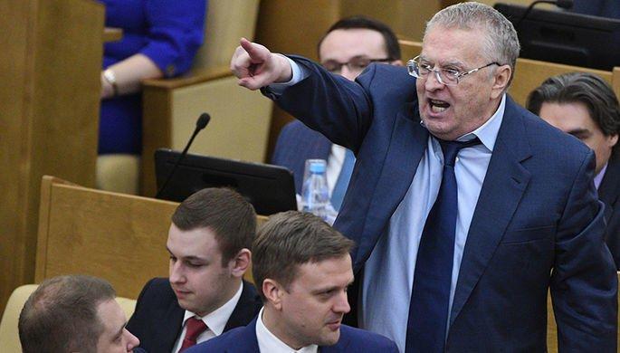 Жириновский: Россия может уничтожить Украину