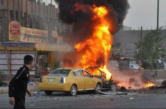 Теракт в Багдаде: 5 погибших