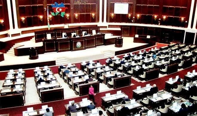 Сегодня в Милли Меджлисе обсудят роспуск парламента