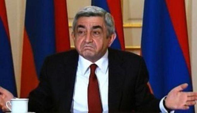 Саргсяну предъявили обвинение