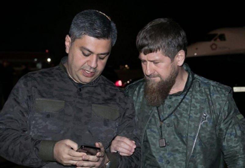 Щелчок по носу Пашиняну от Кадырова