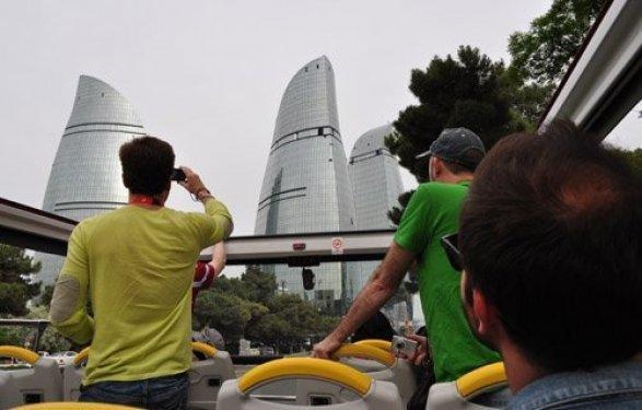 Число прибывших в Азербайджан туристов достигло 3 млн