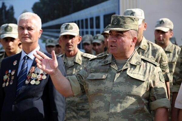 Скончался полковник азербайджанской армии