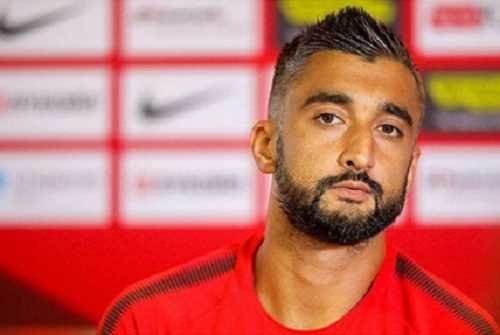 Самедов начал карьеру футбольного агента