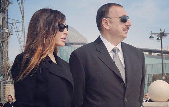 Мехрибан Алиева поздравила Ильхама Алиева