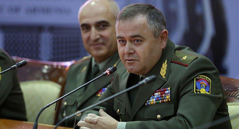 Глава Генштаба Армении: Азербайджан доминирует…