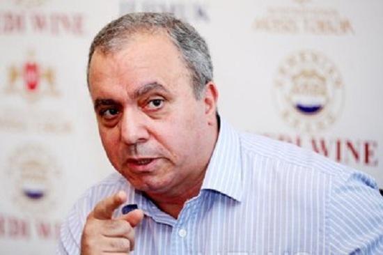 Багратян: Армения никогда не догонит Азербайджан
