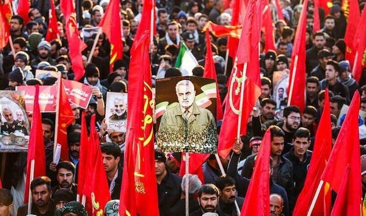 Давка на похоронах Сулеймани: 35 погибших, 48 раненых