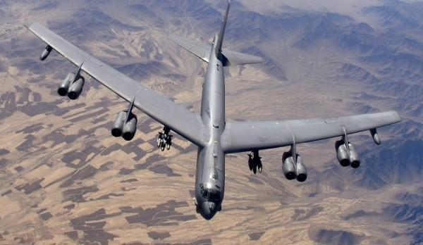 США направят на Ближний Восток шесть B-52
