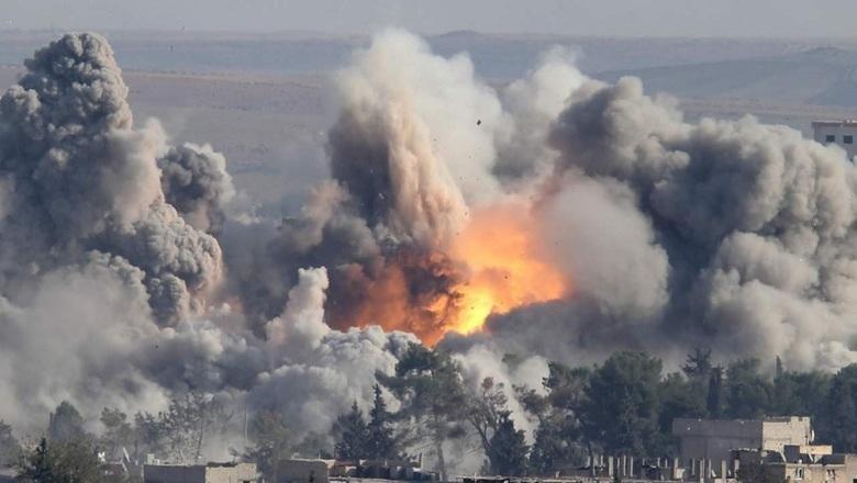 Иран нанес удар по объектам США в Ираке, 80 погибших - Видео