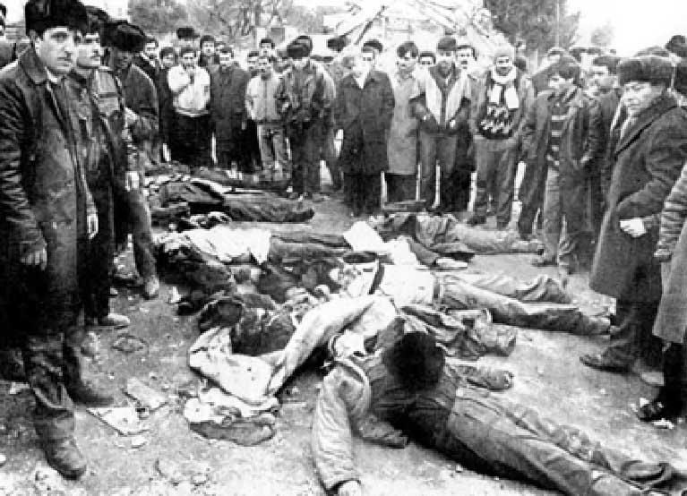 30 лет со дня кровавой трагедии 20 Января