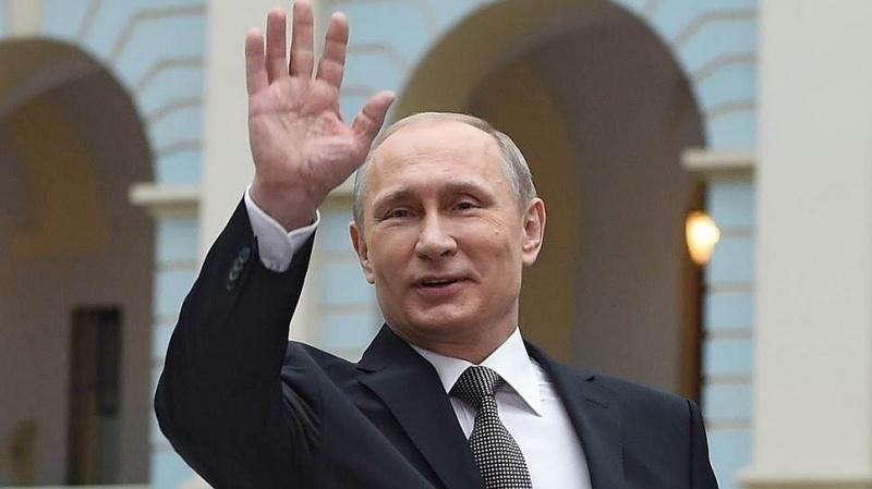Путин прибыл в Израиль