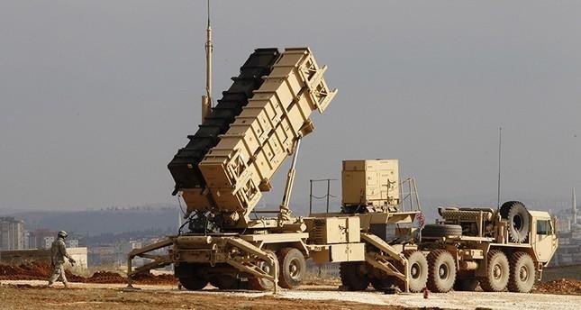 США разместят комплексы ПРО Patriot на базе в Ираке