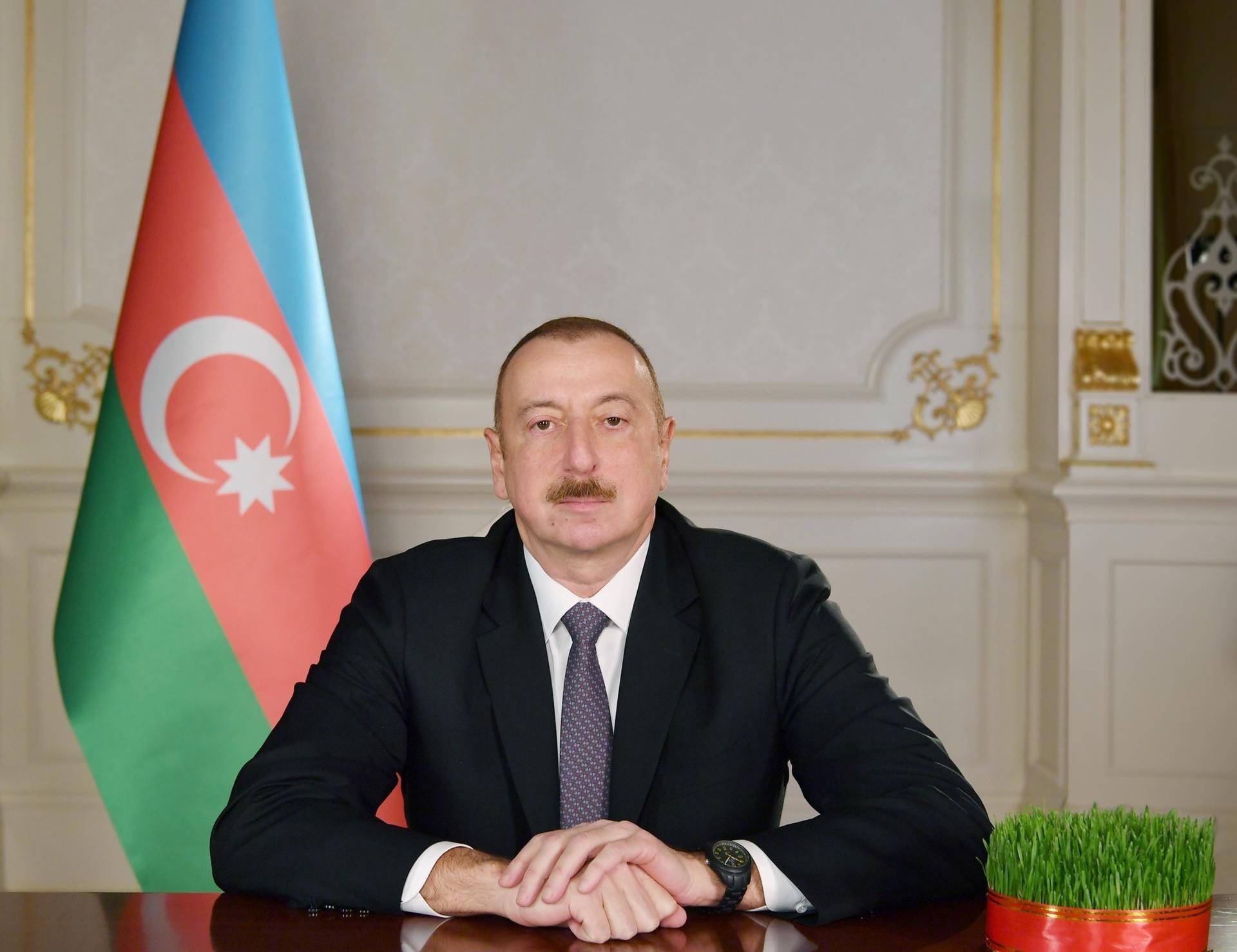 Ильхам Алиев о парламентских выборах