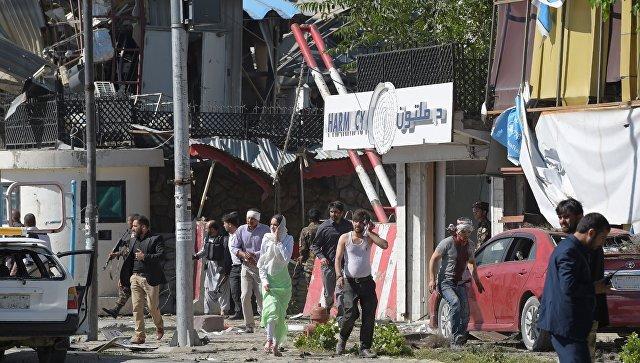 У здания университета в Кабуле прогремел взрыв