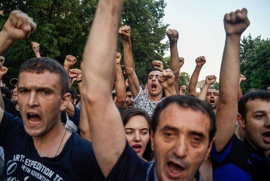 Убийство не преступление - Желание армянского общества